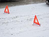 В Московской области на 38-м километре Минского шоссе из-за гололеда столкнулись около 30 машин, сообщает ТАСС, ссылаясь на пресс-службу полиции региона, есть данные пока о двух пострадавших, их состояние оценивается как легкой степени тяжести