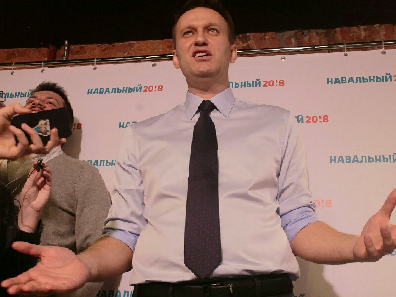 Алексей Навальный считает необходимым провести праймериз и выдвинуть единого кандидата в президенты на выборах 2018 года от всех оппозиционных сил