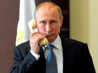 В Кремле заявили, что Путин не обсуждал с Трампом ситуацию в Донбассе