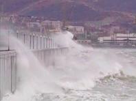 Новороссийск пережил ураган