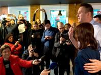 Навальный открыл избирательный штаб в Петербурге: волонтеров просили не мешать проезду