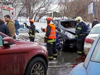 Полиция нашла гонщика, насмерть сбившего человека в Москве
