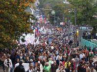 Опрос: россияне все меньше верят в эффективность митингов