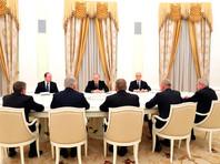Путин призвал не удивляться череде отставок губернаторов
