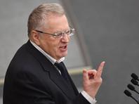 Жириновский предложил выгнать президента из Кремля, чтобы там был только музей