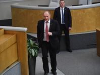"""Лидер коммунистов Геннадий Зюганов, анонсировавший сегодня внесение проекта протокольного поручения, удивился, что ни """"Единая Россия"""", ни Дмитрий Медведев за две с лишним недели не подготовили никаких ответов"""