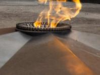 Омские власти решили зажигать Вечный огонь только 17 дней в году