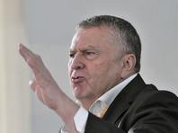 Жириновский не допустит принятия закона, запрещающего выезд полицейских за рубеж