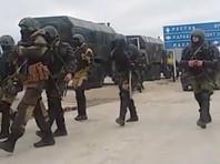 В Дагестане протестующих дальнобойщиков блокировали ОМОН и войска Росгвардии