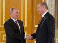 """Эрдоган и  Путин обсудят в Москве Сирию, """"Турецкий поток"""" и АЭС """"Аккую"""""""