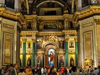 Кремль возложил решение судьбы Исаакиевского собора на петербургские власти