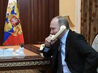 """Путин и Порошенко провели """"несколько"""" телефонных разговоров о ситуации в Донбассе"""