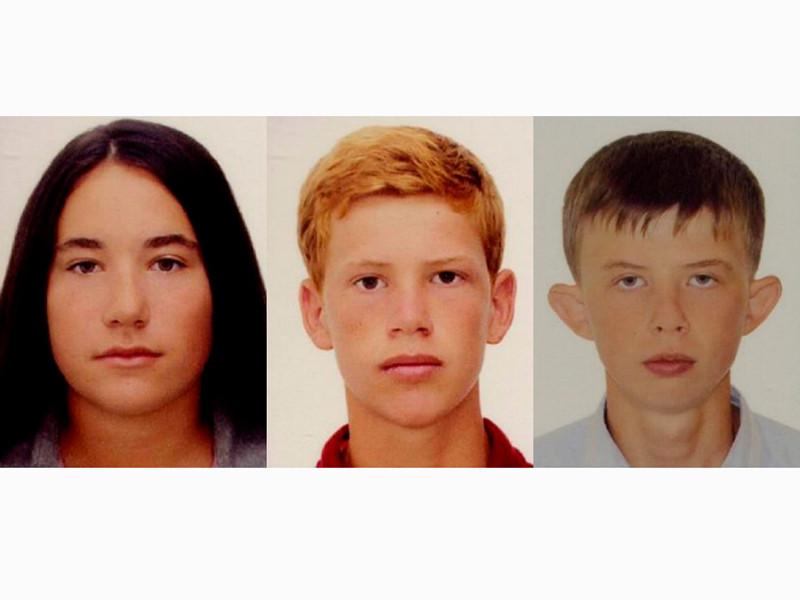 Трое детей, пропавшие неделю назад в Витебске, нашлись в Хабаровске