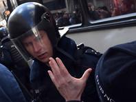 К задержанным на московском митинге против коррупции не пускают адвокатов