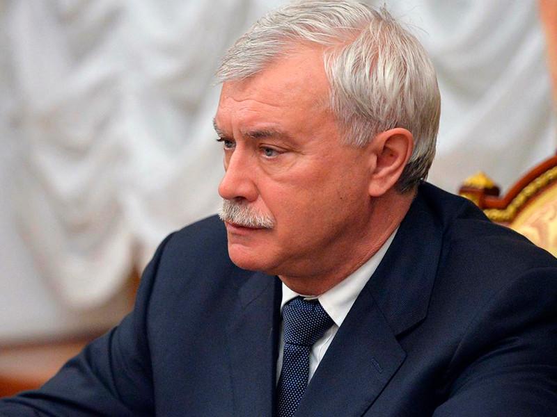 Губернатор Петербурга Полтавченко, вопреки прогнозам, после отпуска вышел на работу