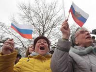 МИД поздравил крымчан с годовщиной новой песней