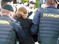 """В Нижнем Новгороде составили протоколы на родителей школьников, задержанных на митинге """"Он нам не Димон"""""""