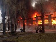 Крупный пожар на территории нефтебазы в Петербурге локализован