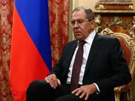 """Лавров назвал транспортную блокаду Донбасса """"противоречащей здравому смыслу и человеческой совести"""""""
