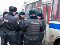 Полиция сняла с себя ответственность за безопасность на акциях Навального против коррупции