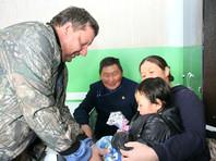 Глава Тувы вступился за мать четырехлетней девочки, прошедшей 8 км по тайге за помощью
