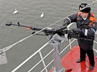 Еще одного  рыбака из КНДР отправили в колонию за нападение на российских пограничников