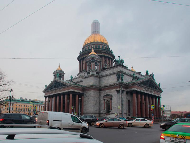 Избирком Санкт-Петербурга отказал оппозиции в проведении референдума о судьбе Исаакиевского собора