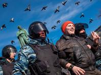 """В Москве начали судить участников """"Анти-Димона"""", оставленных в ОВД на вторые сутки"""