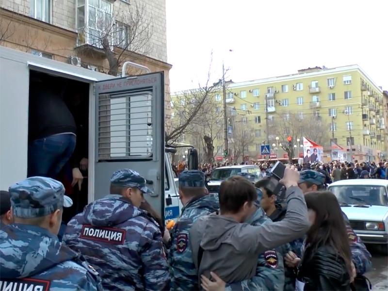 Волгоград, 26 марта 2017 года