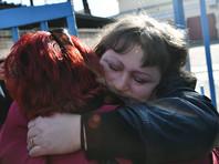 Жительница Сочи Оксана Севастиди, осужденная на семь лет по делу о госизмене за отправленное в Грузию SMS-сообщение и помилованная президентом, вышла на свободу