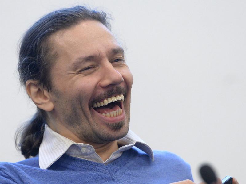 Литературный критик Александр Гаврилов
