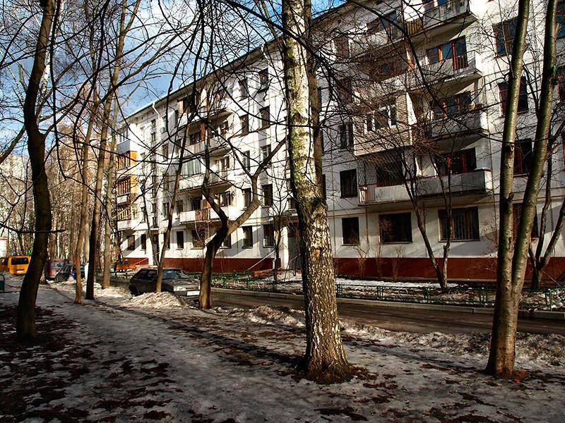 """Власти Москвы определились с первыми сериями """"хрущевок"""" под снос"""