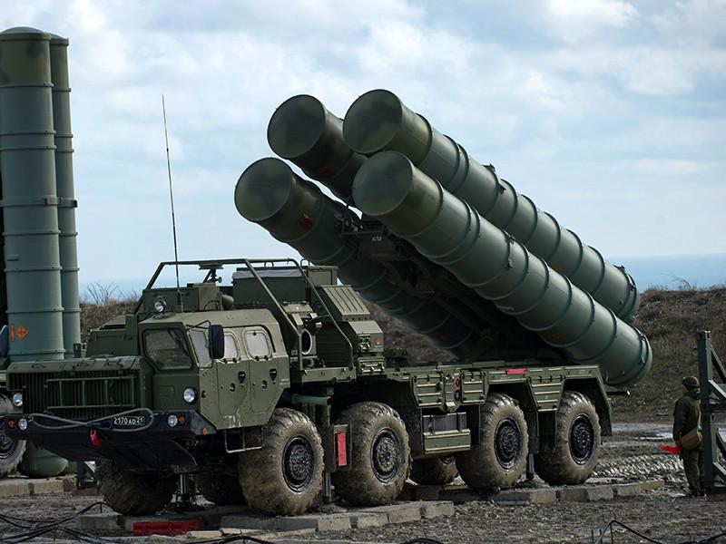 Федеральная служба по военно-техническому сотрудничеству (ФСВТС) России не подтверждает начало поставок систем противовоздушной обороны (ПВО) С-400 в Китай