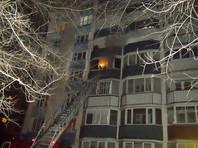 При пожаре в многоэтажном доме в Новосибирске погибли два человека
