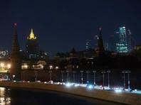 """В Кремле и на Красной площади погасили свет в рамках """"Часа Земли"""""""