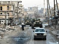 Алеппо, декабрь 2016 года