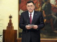 Путин не собирается встречаться с премьер-министром Ливии, который едет в Россию