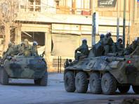 Россия будет продолжать борьбу с ИГ* в одиночку, заявили в Кремле