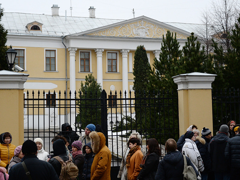 Центр Рерихов выселили из усадьбы Лопухиной. В музее считают, что Минкультуры провело рейдерский захват