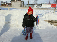 В Туве собираются наградить 4-летнюю девочку, которая прошла 8 км по тайге за помощью бабушке