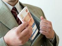 Четверть россиян выступает за наказание начальника взяточника вместо самого мздоимца, показал опрос