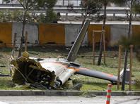 Тела погибших при крушении вертолета в Стамбуле доставлены в Санкт-Петербург