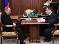 Путину рассказали о возможности досрочно ликвидировать химическое оружие в России