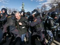 В Москве истекло 48 часов с момента задержания участников акции 26 марта: активисты остаются под стражей