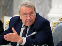 Фортов лег на обследование в ЦКБ, руководство перешло к вице-президенту РАН