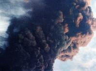 На Камчатке длина шлейфа пепла от вулкана Камбальный превысила 900 км