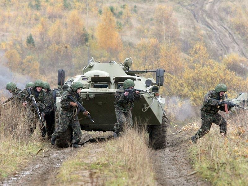 На стартовавших в Крыму учениях десантники, авиация и флот отработают защиту полуострова от террористов