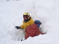 В Новосибирске проверяют видео, на котором дети прыгают в снег с заброшенного здания