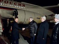 Президент РФ Владимир Путин в среду, 1 марта, прибыл в Красноярск на совещание по подготовке к Универсиаде-2019