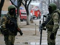 В Дербенте проводится спецоперация против преступников, нападавших на полицейских